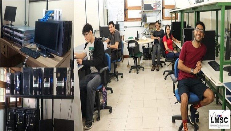 Laboratório de Modelagem e Simulação Computacional (LMSC)